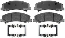 Disc Brake Pad-Performance(Fleet/Police) Semi Metallic Front ACDelco 17D1159MHPV