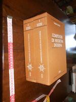 GG LIBRO: Compendio di Medicina Interna - Umberto Serafini. 1980 - 2 volumi