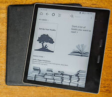 Amazon Kindle Oasis 2nd (9th Generation) 32GB, 7in, Gold - (2017)