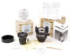 For UNTERWASSER Nikonos: UW-Nikkor 15mm + 15mm Nikon DF-11 UW-FINDER like NEW!!!