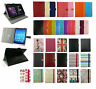 "Stylish  Wallet Case Cover fits Medion Lifetab S10346 / S10333 Titan 10.1""Tablet"