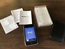 Apple iPod Touch 3rd Generation (32 GB) Boxed With Leather Carry Case Bundle
