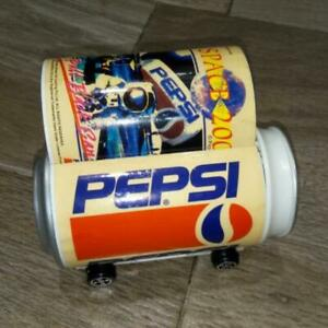 pepsi collectibles - toy car in the shape of a can hurry limited qy