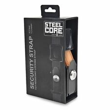 Kriega Steel Core Motorcycle Pannier Security Strap 1.37 Metres Orange