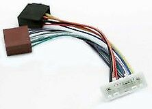 CT20VL04 VOLVO ALL MODELS 1993 to 2000 OEM SPECIFIC ISO HARNESS ADAPTER LEAD