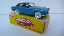 SOLIDO  SÉRIE 100   FIAT 2300 S  GHIA  REF 133  1963   BON ÉTAT  BOITE D'ORIGINE