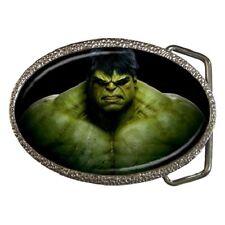 The Hulk Avengers Belt Buckle Free Shipping