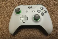 Microsoft Xbox One Wireless Controller Limited Edition Grey And Green Gray