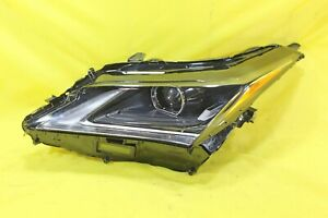🍂 16 17 18 19 Lexus RX350 450h Left LH Driver Headlight OEM *w/ Cold Pkg* *DMG*