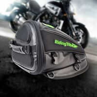 Motorcycle Motorbike Rucksack Cycle Waterproof Backpack Hand Tail Bag Sports