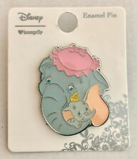 Disney Trading Pin 128401 Loungefly Dumbo and Mom Cuddle NEW on Card
