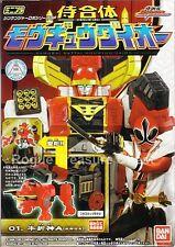 Bandai Candy Toy Samurai Sentai Shinkenger Mougyudaioh