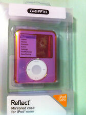 Griffin Reflect Pink Case 8171-NREFLCTP For IPod Nano 3G