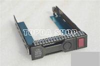 "1PC HP 3.5"" DL360 DL380 E P Gen G8 G9 Server Hard Drive Shelf Bracket"