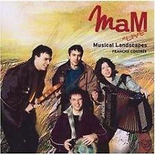 Mam - Franche Contree (Live) CD