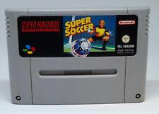 Nintendo® SNES Spiel Super Soccer (Pal) Modul