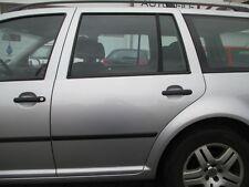 Tür hinten links VW Golf 4 Bora Variant reflexsilber LA7W silber