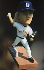 BROOKLYN CYCLONES / NY METS NOAH SYNDERGAARD SGA HAIR BOBBLEHEAD 8/1/18