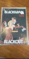 1988 BLACKHAWK BOOK 3 by HOWARD CHAYKIN, DC COMICS,