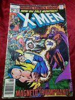 Uncanny X-Men #112, GD/VG 3.0, Wolverine, Magneto, Storm, Colossus