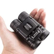 40X22 Mini Pocket Binoculars Outdoor Camping Hunting Travel Folding Telescope