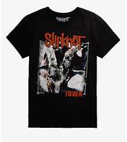 SLIPKNOT IOWA COVER reprint T Shirt S-234XL II053