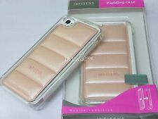 High Quality Infisens Padding Back Case Cover For Apple iPhone 4 4G 4S LITE PINK
