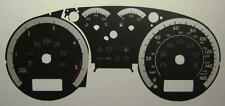 Lockwood VW Golf Mk4 BLACK Dial Conversion Kit C327