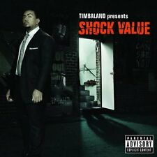 CD*TIMBALAND**SHOCK VALUE***NAGELNEU & OVP!!