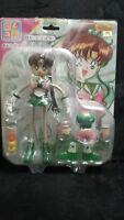 "Anime Sailor Moon Sailor Jupiter Doll 7"" Action Figure Bandai Japan"