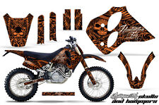 KTM LC4 400/620/540 Graphic Kit AMR Racing # Plates Decal Sticker Part 93-97 SNH