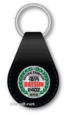 BRE Datsun 240Z Championship Key Ring Sold by Peter Brock BRE