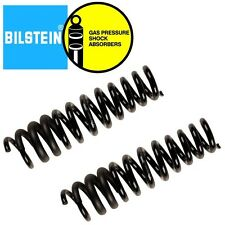 For Mercedes W163 ML320 ML500 ML55 AMG 98-05 Set Of 2 Rear Coil Springs Bilstein