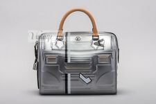 Louis Vuitton SOLD OUT Speedy Space Silver Epi 25cm, Fall/Winter 2017