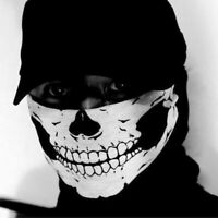 Skull Scarf Bandana Head Face Mask Neck Gaiter Snood Headband Headwear Beanie