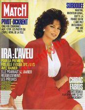 Paris Match n°1902 du 08/11/1985 Ira de Furstenberg Rainier Nouvelle-Zélande