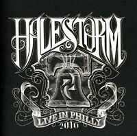 Halestorm - Live in Philly 2010 [New CD] With DVD