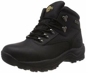 Men's Leather Northwest Territory Walking Hiking Trekking Inuvik Boots UK 6 - 13