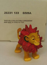 Groiler Disney Lion King SIMBA Christmas Magic Holiday Ornament #133 MINT in BOX