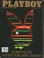 PLAYBOY January 1994 COLLECTOR EDITION 40th Anniversary