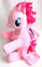 Official My Little Pony Pinkie Pie plush 26cm backpack. New + tags!