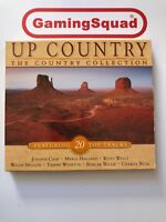 Various Artists - Up Country CD, Supplied by Gaming Squad Ltd