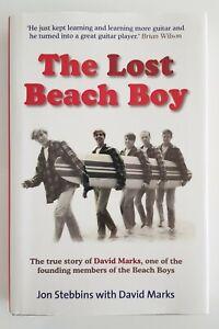 The Lost Beach Boy by Jon Stebbins with David Marks ***FREE POSTAGE***