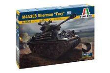 M4a3e8 Sherman Fury 1/35ème (italeri 6529)