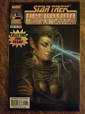 Star Trek Operation Assimilation (1997) #1 - Very Fine/Near Mint - Borg