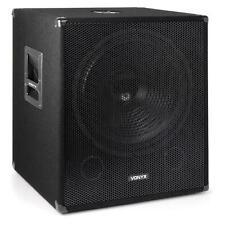 Subwoofer Caisson Basse Actif Sono DJ PA Professionnel Puissant Multifonction