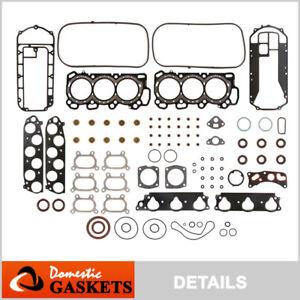 Fits 03-10 Acura MDX RL TL Honda Odyssey 3.5L Full Gasket Set J35A5 J35A6 J35A8