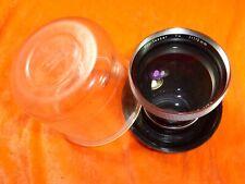 CARL ZEISS PRO TESSAR 1:4 F=115mm NO.4666947 FOR ZEISS IKON CONTAFLEX
