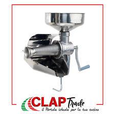 Passapomodoro elettrico Spremipomodoro in Alluminio 330W TS Inox 00417 Palumbo