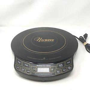 NuWave Pic Gold 30201 Portable Cooktop Induction Burner Precise Temperature